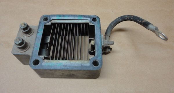 Air intake heater